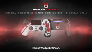 BxA-PS4-Custom Controller